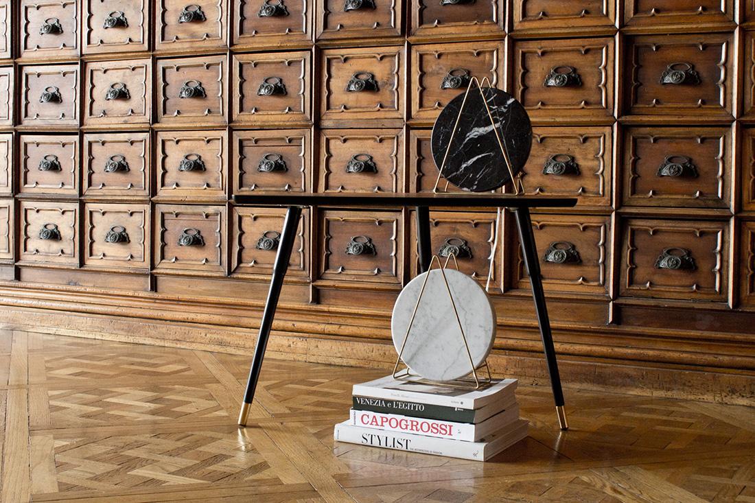 Novecento Marble Lamp
