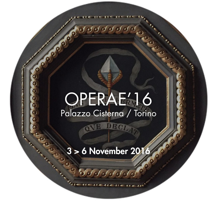 Operae 2016 Design Torino