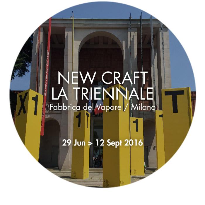 XXI Triennale New Craft