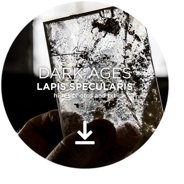 presskit lapis specularis transparent gypsum