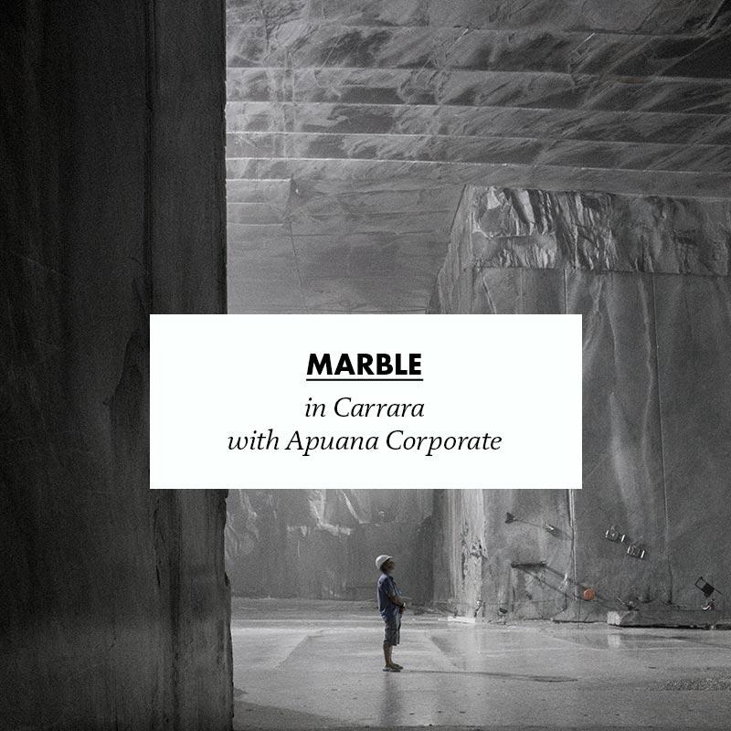 making of granturismo marble in carrara